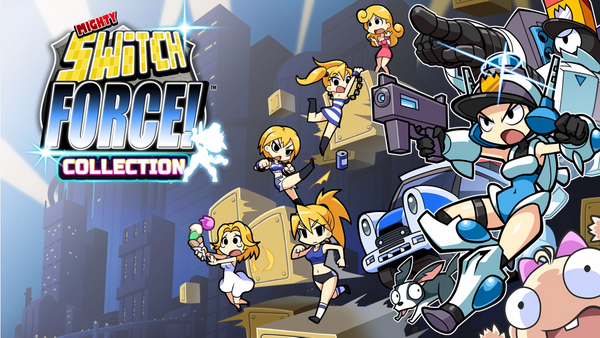 Mighty Switch Force! Collection - Switch Review