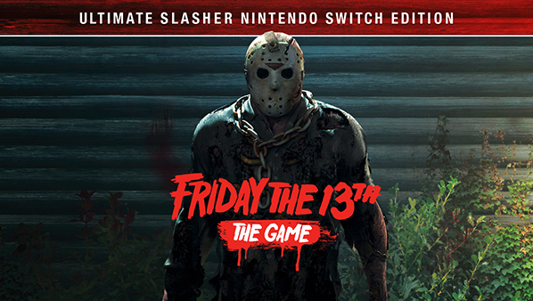 Friday the 13th for Nintendo Switch Gets a Release Date