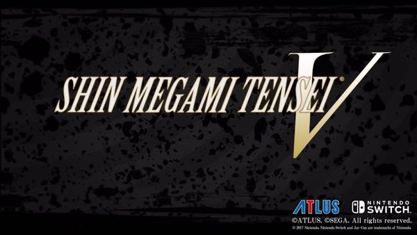 Shin Megami Tensei V Gets a New Trailer, Coming 2021