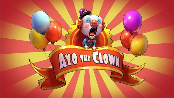Kickstarter Project of the Week: Ayo The Clown