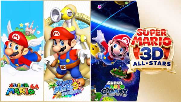 Super Mario 3D All-Stars Officially Announced; Launches September 18th