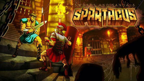 Swords and Sandals: Spartacus - Switch Review (Video)