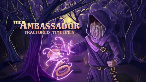 The Ambassador: Fractured Timelines - Switch Review