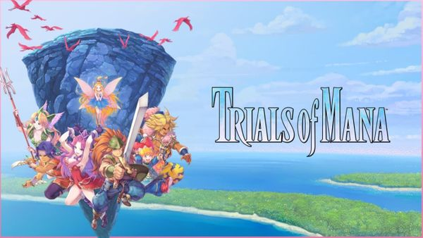 Trials of Mana - Switch Review