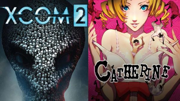 XCOM 2 Collection and Catherine: Full Body Rated for Switch