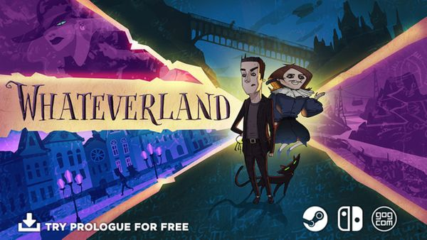Kickstarter Project of the Week: Whateverland