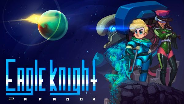 Kickstarter Project of the Week: Eagle Knight Paradox