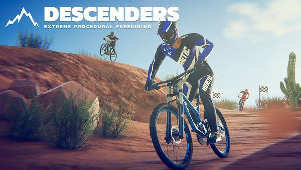 Descenders - Switch Review