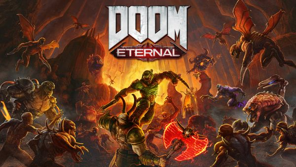 DOOM Eternal - Switch Review
