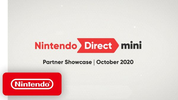 Nintendo Direct Mini: Partner Showcase October 2020 Recap