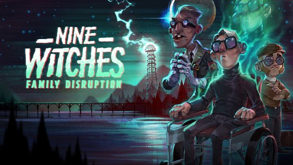 Nine Witches: Family Disruption - Switch Review