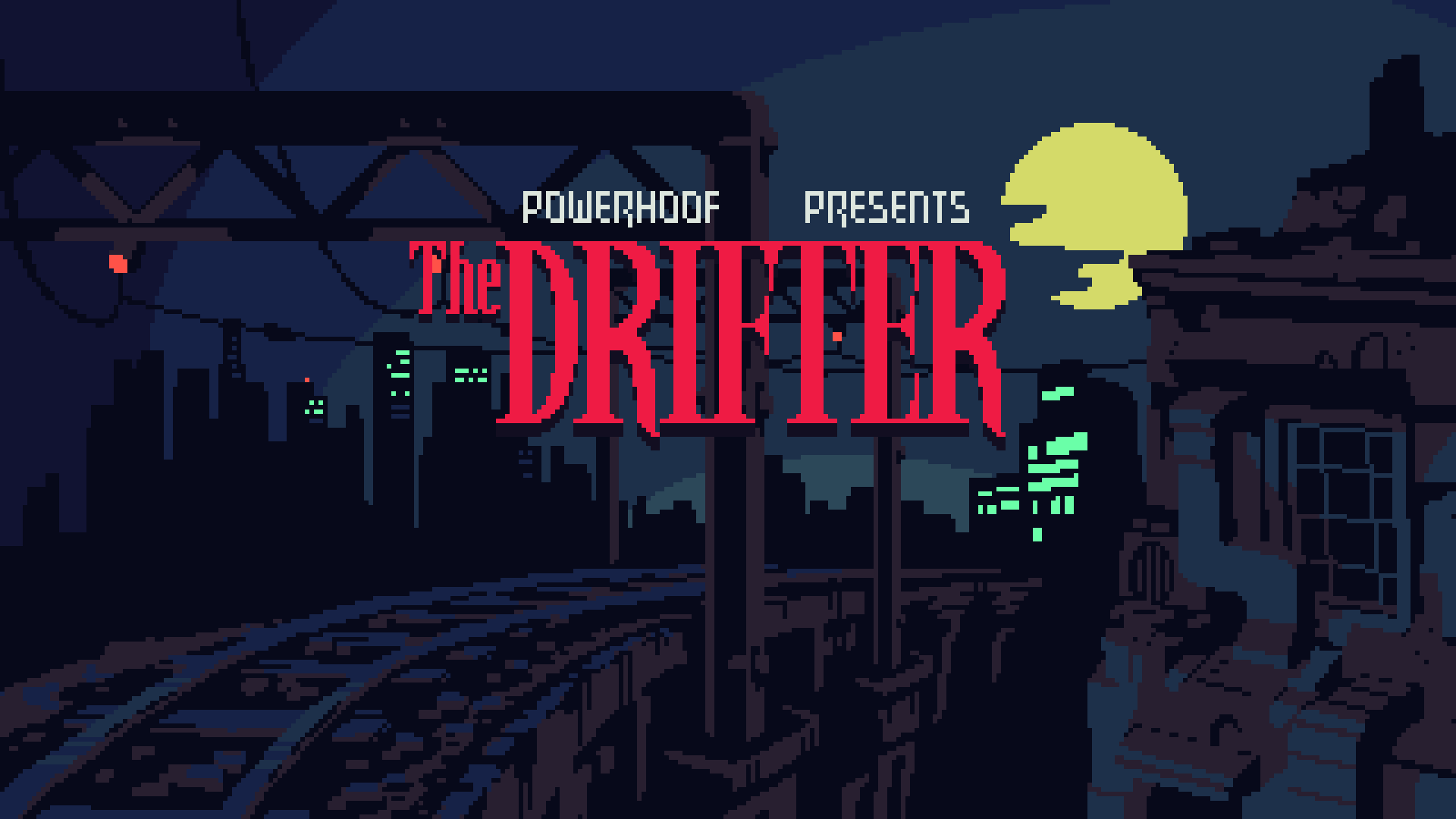 Interview with Powerhoof - The Drifter