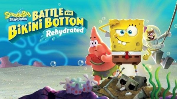 SpongeBob SquarePants: Battle for Bikini Bottom - Rehydrated Launching in June