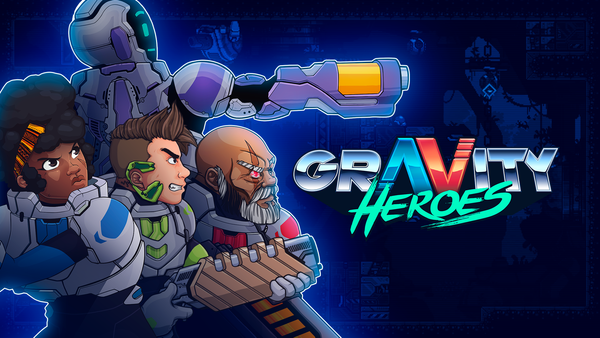 Gravity Heroes Coming to Switch Next Month