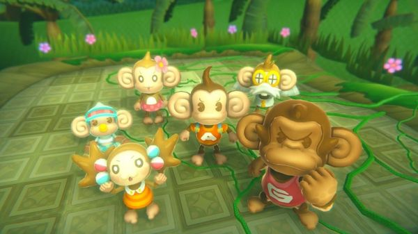 Super Monkey Ball: Banana Blitz HD Officially Announced for Switch