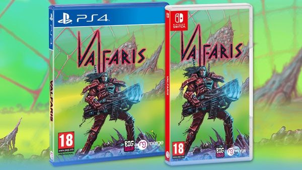 Valfaris Head-bangs its way to Nintendo Switch this November with a Physical Release