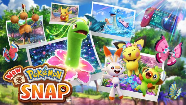 New Pokemon Snap Gets an April 2021 Release Date