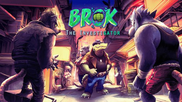 Kickstarter Project of the Week: BROK the InvestiGator
