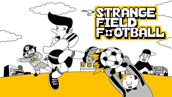 Strange Field Football - Switch Review