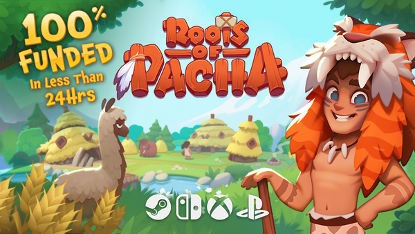 Kickstarter Project of the Week: Roots of Pacha
