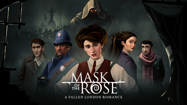 Kickstarter Project of the Week: Mask of the Rose