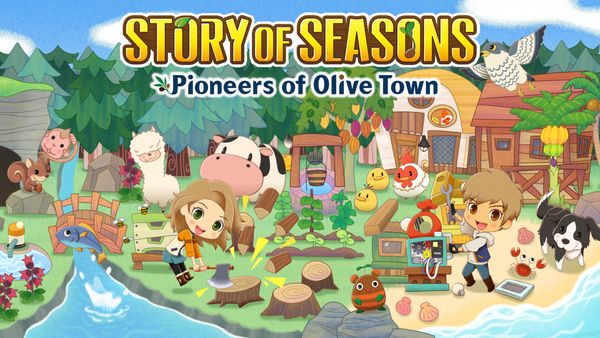 Story of Seasons: Pioneers of Olive Town - Preview