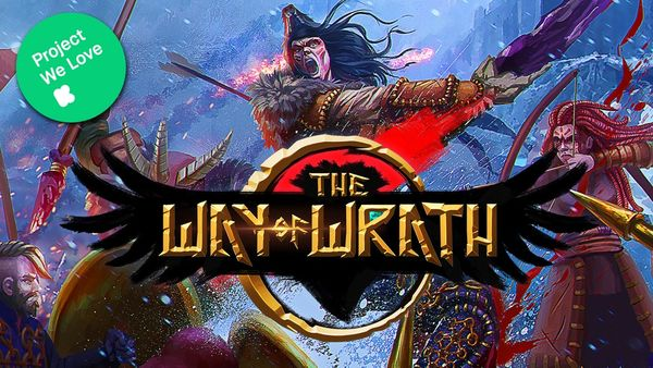 Kickstarter Project of the Week: The Way of Wrath