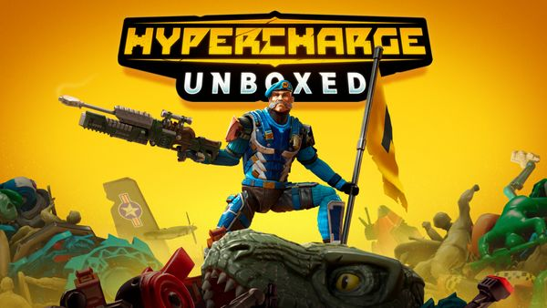HYPERCHARGE: Unboxed - Switch Review