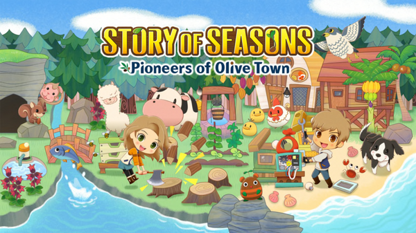 Story of Seasons: Pioneers of Olive Town - Switch Review