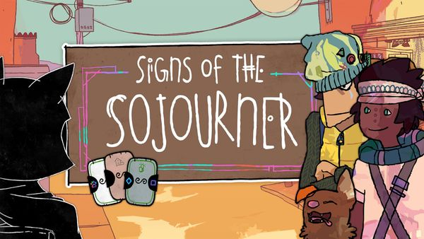 Signs of the Sojourner - Switch Review