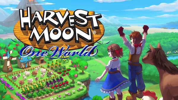 Harvest Moon: One World - Switch Review