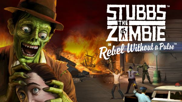 Stubbs the Zombie in Rebel Without a Pulse - Switch Review