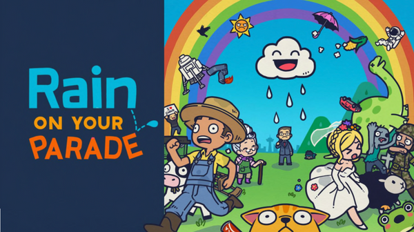Rain on Your Parade - Switch Review