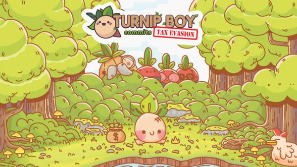 Turnip Boy Commits Tax Evasion - Switch Review (Video)