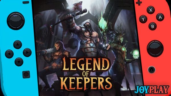 Be the Monster | Legend of Keepers - JoyPlay