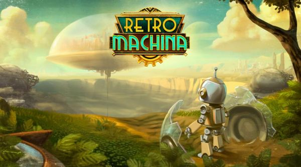 Retro Machina - Switch Review